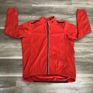 BONTRAGER Starvos S1 Semi Fitted PROFILA Jacket, XL , Red EUC
