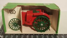 Massey Harris No.1 1/16 diecast farm tractor replica collectible by Scale Models