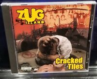 Zug Izland - Cracked Tiles CD insane clown posse twiztid blaze ya dead homie icp