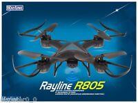 Rayline R805wifi 2.4 GHz 4-Kanal Drohne, RC Quadrocopter