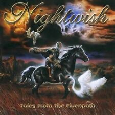 Nightwish Tales From The Elvenpath LP CD Cover Bumper Sticker or Fridge Magnet