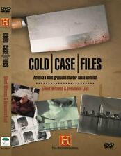COLD CASE FILES SILENT WITNESS INNOCENCE LOST HISTORY CHANNEL NEW DVD EDITION R4