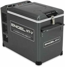 Engel MT-V45F 40L Portable Fridge/Freezer - Gunmetal