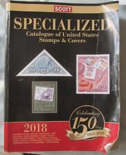 2018 US Scott Specialized Catalogue