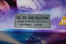 Dr WHO ~ DOCTOR WHO THE TIME LORD COLLECTION ~ ALL VIDEO'S SEALED ~ 6558 of 8000