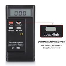 Dual Frequenz LCD Elektromagnetische Strahlungsmesser EMF Meter Tester Detektor