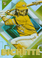 Bo Bichette 2020 Topps Fire Gold Minted Rookie Card RC #71 Toronto Blue Jays