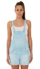Pantalones cortos de mujer de color principal azul Talla 40