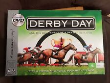 Derby Day 2006 DVD Horse Racing Board Game - Imagination - free shipping