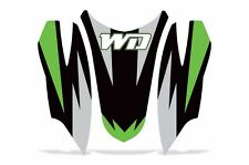 Decal Graphic HOOD Arctic Cat Firecat/Sabercat Sled Snowmobile NOSE Wrap WD