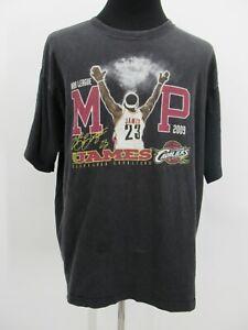 P5170 VTG Adidas Cleveland Cavaliers Men's 23 James Basketball-NBA T-Shirt 2XL