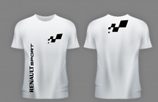 T-shirt Renault sport rs performance megane twingo clio