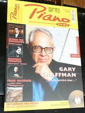 Piano news- Magazin für Klavier und Flügel.Ausgabe 2010, Heft 1 bis 6