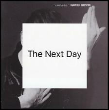 DAVID BOWIE - THE NEXT DAY CD ~ WHERE ARE WE NOW~THE STARS~VALENTINE'S DAY *NEW*