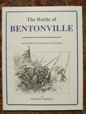 THE BATTLE OF BENTONVILLE - CIVIL WAR - MINT CONDITION BRAND NEW