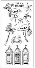 Inkadinkado Clear Stamps - Flamingo Fun (60-31362) #1281