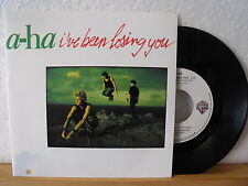"""7"""" Single - A-HA - I´ve Been Losing You - FRANCE 1986"""