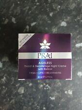 PRAI Ageless Throat & Decolletage Night Creme with Retinol 50ml