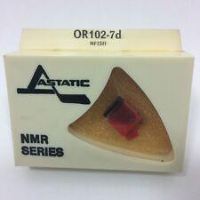 ORTOFON NF-15/II  PHONO NEEDLE IN ASTATIC PKG OR102-7D, NOS/NIB