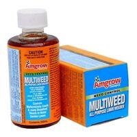 Lawn Weed Killer Amgrow MULTIWEED All Purpose Lawn Weeder 250ML