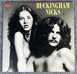 Buckingham Nicks ~ Orig. 1973 RL Ludwig Press ~ Gatefold ~ VG+ ~ VPI Clean
