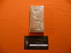 Hochwertiger schöner 1 kg Bronzebarren von KFS-Metalle, aus Deutschland.
