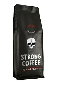 Strong Coffee to Wake the Dead Bold 223g, 500g, 1kg Espresso