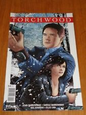 TORCHWOOD #3.4 TITAN COMICS COVER A MARCH 2018 VF (8.0)