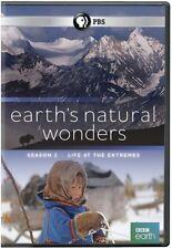 Earth's Natural Wonders: Season 2 [New DVD]