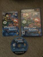 Buzz Junior Robo Jam PS2 Game Plus Manual COMPLETE PLAYSTATION Fast Free Post