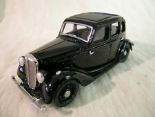 LANSDOWNE MODELS LDM 51 MORRIS TEN FOUR MK2 1936 COLOUR BLACK + BOX SCALE 1:43