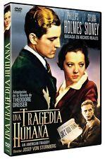 AN AMERICAN TRAGEDY (1931)  **Dvd R2** Phillips Holmes, Sylvia Sidney,