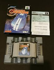 Top Gear Overdrive. Japanese Import. Nintendo 64. N64 Complete US Seller