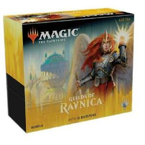 Magic the Gathering Guilds of Ravnica Bundle MTG Sealed