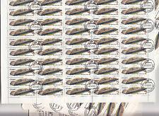 CCCP URSS 33 feuilles 50TP 2k Voitures de Course Khadi moteur a turbine 1980