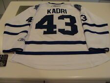 Toronto Maple Leafs Nazem Kadri Away Road White NHL Hockey Jersey XL Reebok