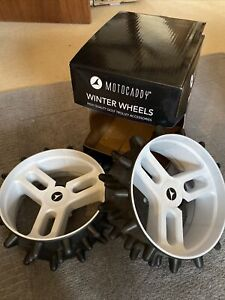 Motocaddy Hedgehog Winter Wheels