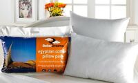 2 / 4 / 6 / 8 PACK DELUXE LUXURY EGYPTIAN COTTON BETTERDREAMS PILLOWS
