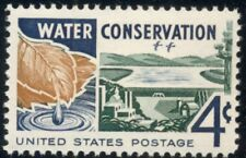 #1150, 4¢ Water Conservation, Lot 400 Mint Stamps Spice Your Mailings