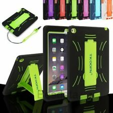 """For iPad 2 3 4 Shockproof Hybrid Case Kid Heavy Duty Stand Protective 9.7"""" Cover"""
