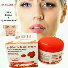 WITH RETINOL & HYALURONIC ACID BEST ANTI AGEING WRINKLE LIFTING GOJI BERRY CREAM