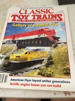 TRAIN MAGAZINE CLASSIC TOY TRAIN February 1996