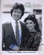 Patrick Duffy Morgan Brittany Jsa Coa Hand Signed 8x10 Photo Certed Autograph