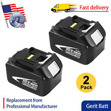 4500mAh Replace for Makita 18V Battery Li-Ion Bl1845 Bl1860 Bl1850 Power Tools