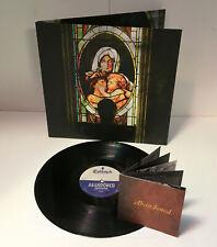 DEFEATER abandoned LP Vinyl Record with lyrics boolet