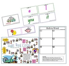 ULTIMATE SIGHT WORD GAMES/RESOURCE KIT Teacher Literacy