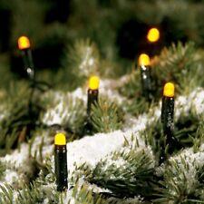 LED Lichterkette 17 9m 200er gelb Konstsmide 3053-000
