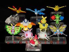 Bandai POKEMON figure collection Evolution gashapon (full set of 12 figures)