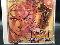 Moero Justice Gakuen w/spine (Sega Dreamcast,2000) from japan #2184