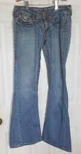 "True Religion Women's Size 26 Made In USA ""Joey"" EUC Designer Jeans! Wow!"